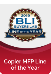 BLI Copier MFP Line of the Year 2019